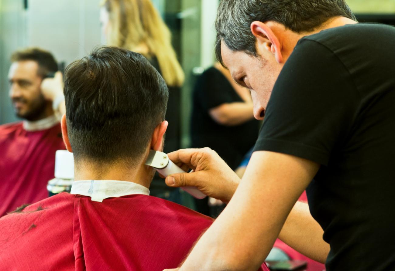 Plastiras-Haircode|Ανδρικό κούρεμα
