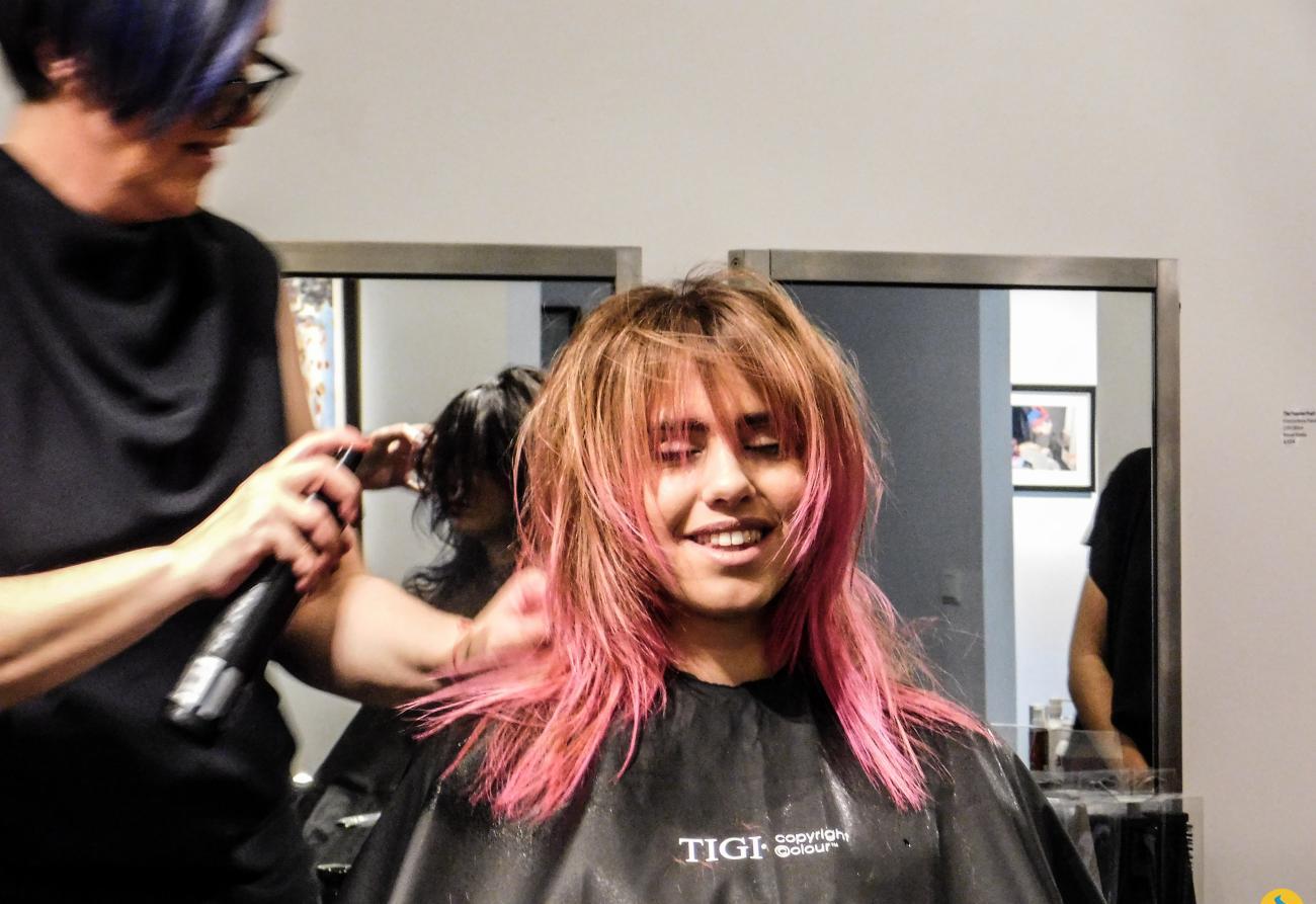 Plastiras-Haircode|TIGI Workshop 2017/1
